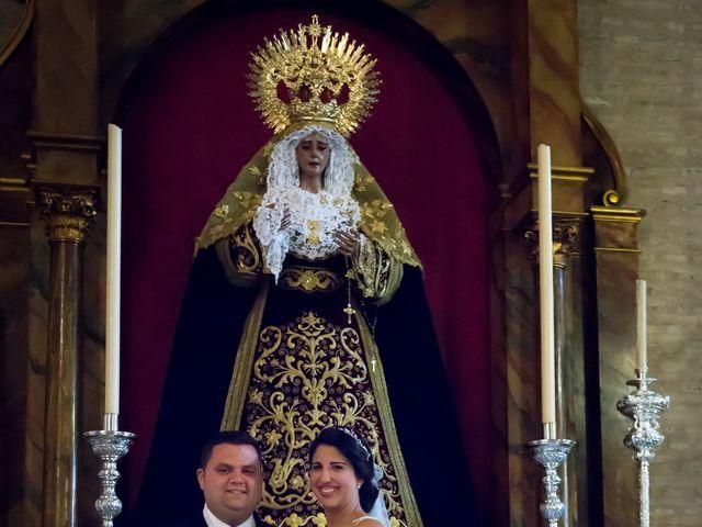 La boda de Jesús y Rosa en Sevilla, Sevilla 40