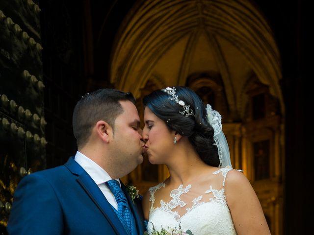 La boda de Jesús y Rosa en Sevilla, Sevilla 43