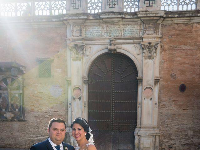 La boda de Jesús y Rosa en Sevilla, Sevilla 48