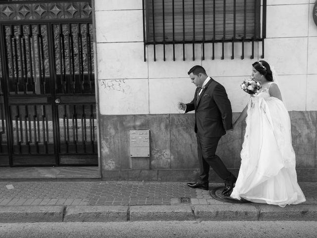 La boda de Jesús y Rosa en Sevilla, Sevilla 50