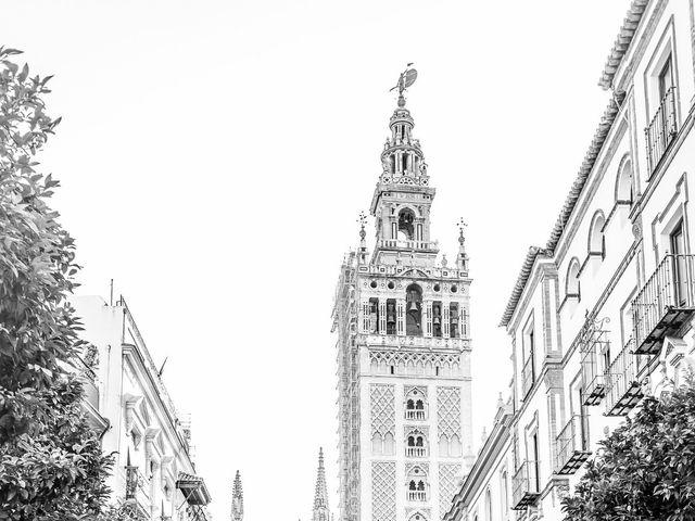 La boda de Jesús y Rosa en Sevilla, Sevilla 2