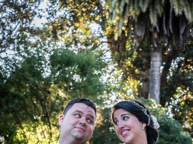La boda de Jesús y Rosa en Sevilla, Sevilla 61