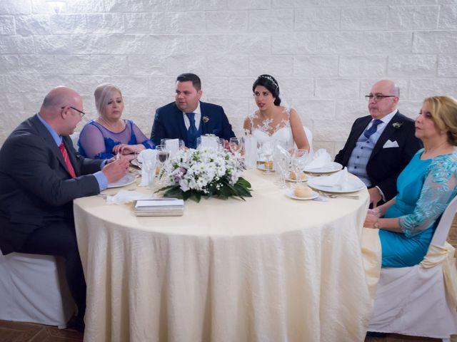 La boda de Jesús y Rosa en Sevilla, Sevilla 70