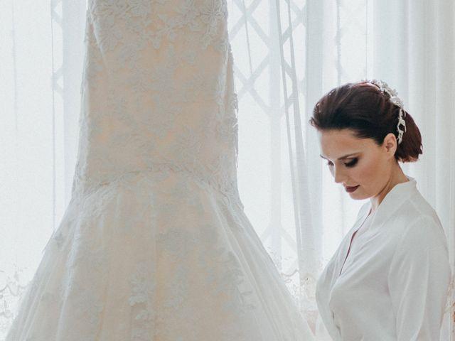 La boda de Jordan y Irene en Rioja, Almería 9