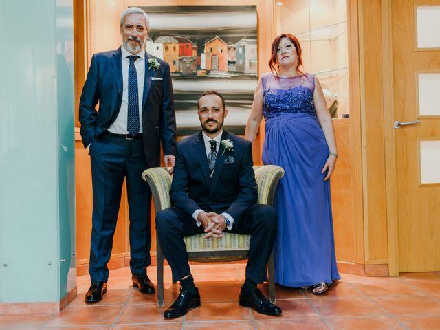 La boda de Jordan y Irene en Rioja, Almería 20