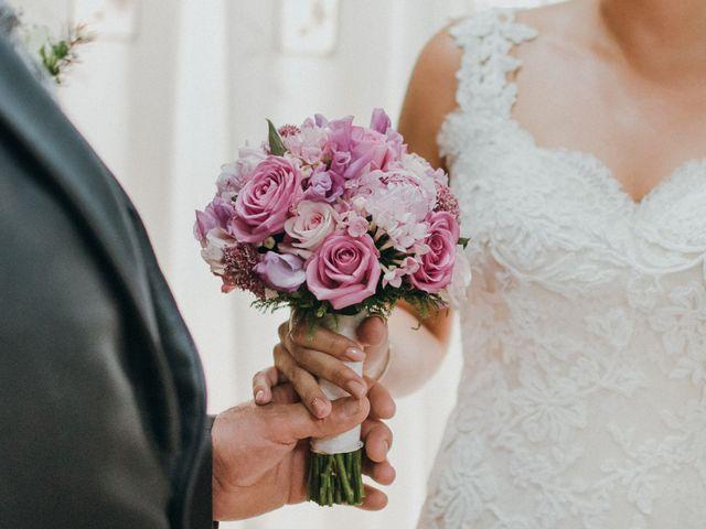 La boda de Jordan y Irene en Rioja, Almería 24