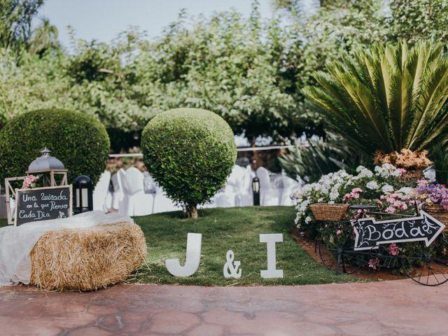 La boda de Jordan y Irene en Rioja, Almería 26