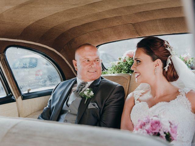 La boda de Jordan y Irene en Rioja, Almería 28
