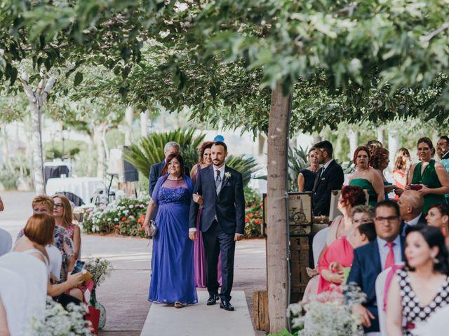 La boda de Jordan y Irene en Rioja, Almería 29
