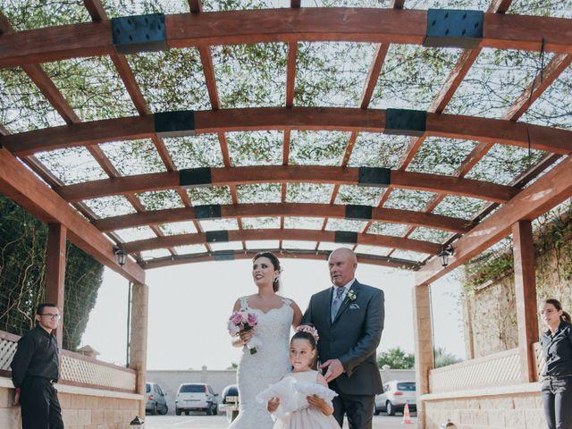 La boda de Jordan y Irene en Rioja, Almería 30