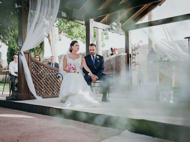 La boda de Jordan y Irene en Rioja, Almería 34