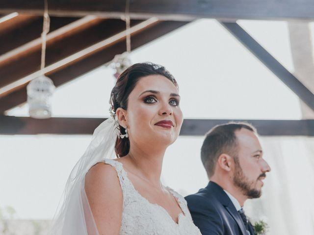 La boda de Jordan y Irene en Rioja, Almería 39
