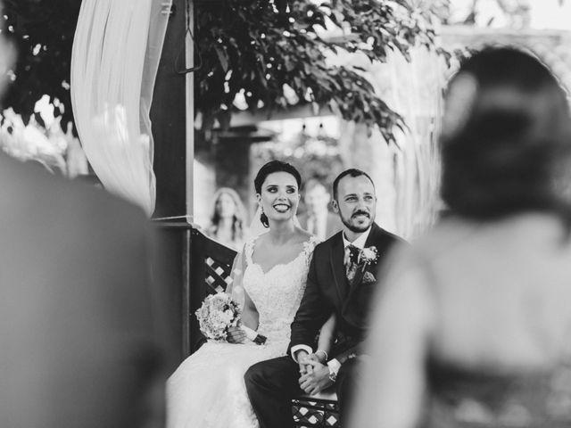 La boda de Jordan y Irene en Rioja, Almería 41