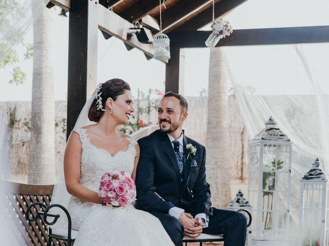 La boda de Jordan y Irene en Rioja, Almería 42