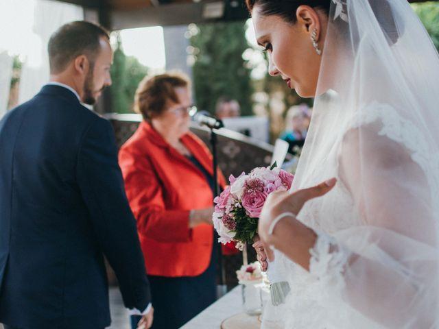 La boda de Jordan y Irene en Rioja, Almería 45