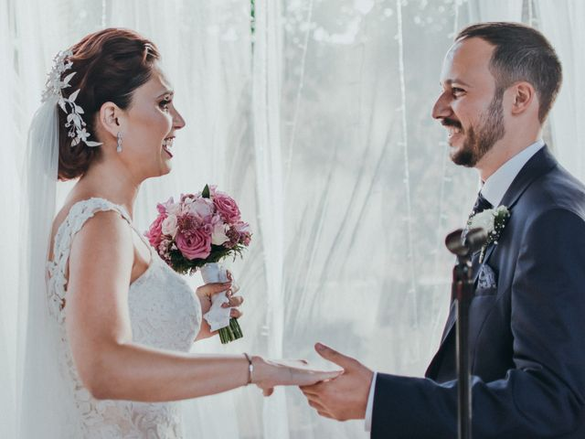 La boda de Jordan y Irene en Rioja, Almería 47