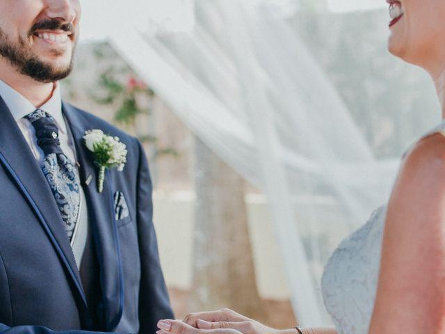 La boda de Jordan y Irene en Rioja, Almería 48