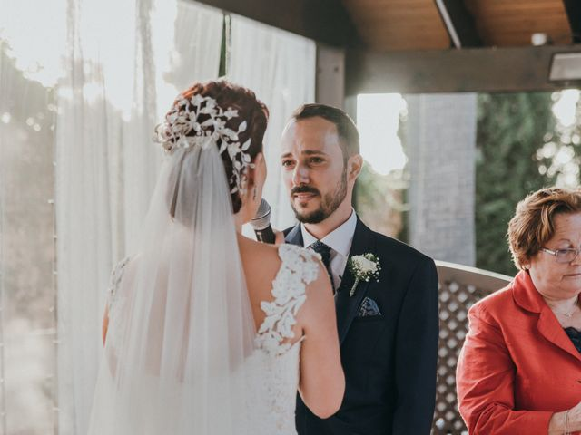 La boda de Jordan y Irene en Rioja, Almería 50