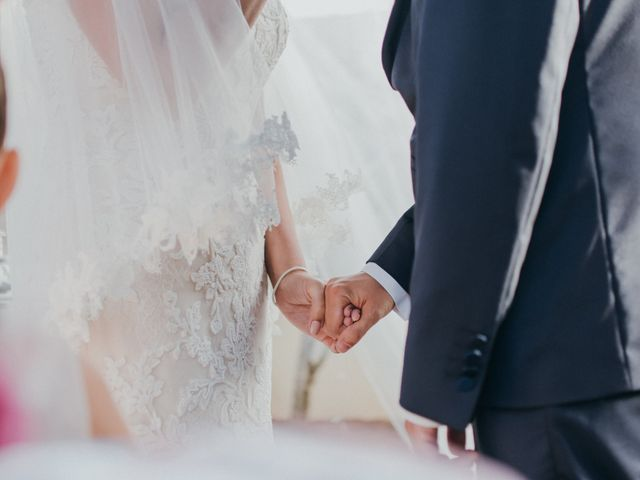 La boda de Jordan y Irene en Rioja, Almería 2