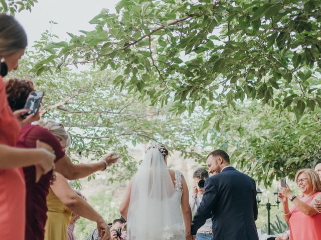 La boda de Jordan y Irene en Rioja, Almería 56