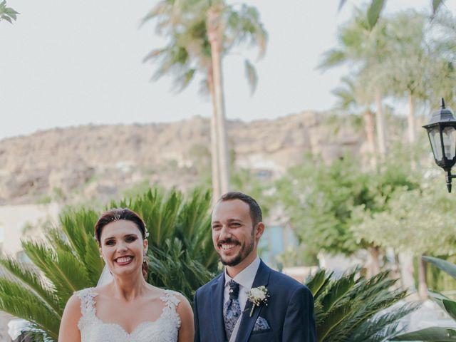 La boda de Jordan y Irene en Rioja, Almería 57
