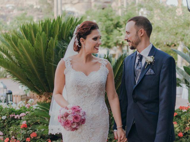 La boda de Jordan y Irene en Rioja, Almería 58