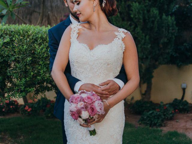 La boda de Jordan y Irene en Rioja, Almería 60