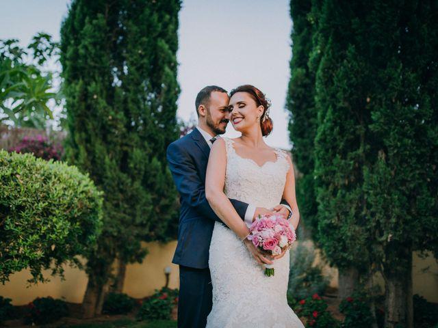 La boda de Jordan y Irene en Rioja, Almería 61