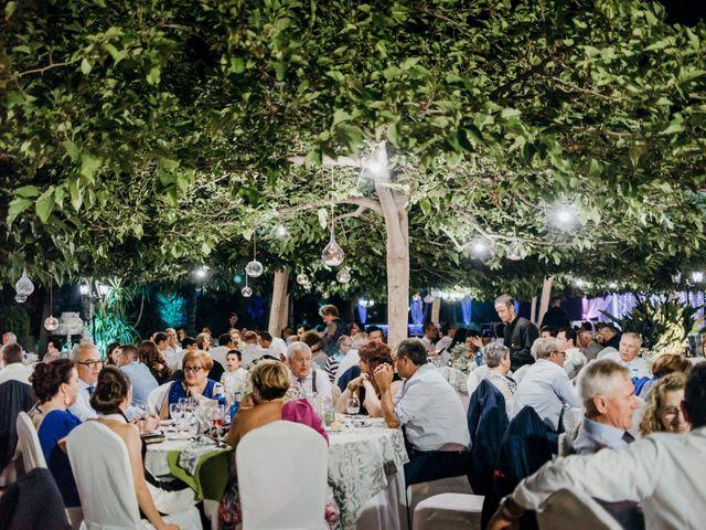 La boda de Jordan y Irene en Rioja, Almería 65