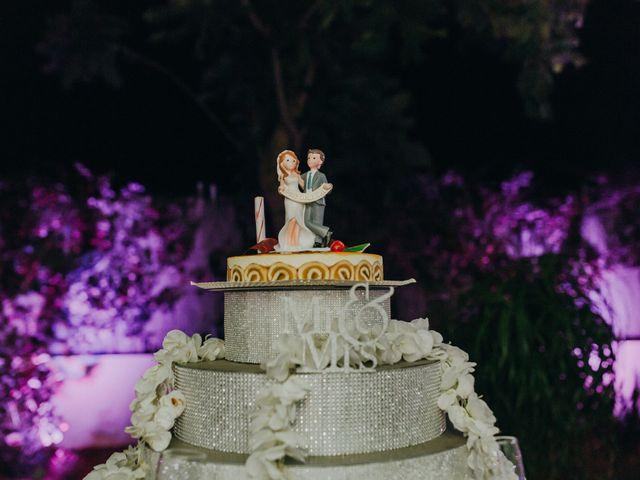 La boda de Jordan y Irene en Rioja, Almería 66