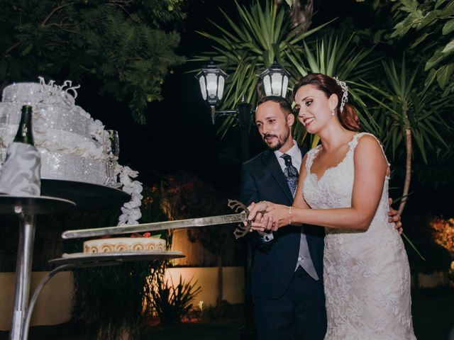 La boda de Jordan y Irene en Rioja, Almería 67