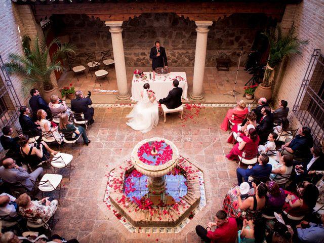 La boda de Aurelio y Marian en Toledo, Toledo 18