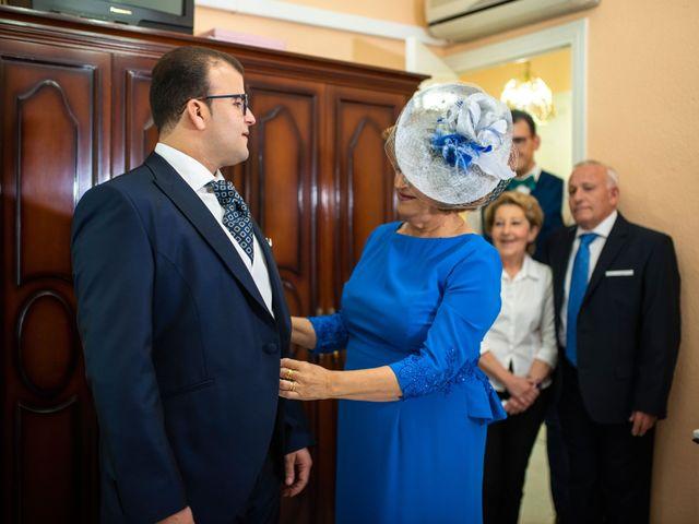La boda de Mario y María en Archena, Murcia 3