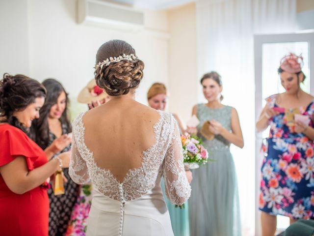 La boda de Mario y María en Archena, Murcia 8