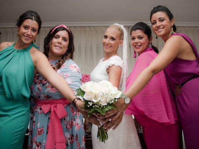 La boda de Jorge y Beatriz en Cabezon De Pisuerga, Valladolid 17