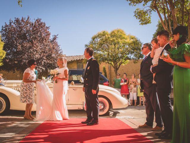 La boda de Jorge y Beatriz en Cabezon De Pisuerga, Valladolid 42