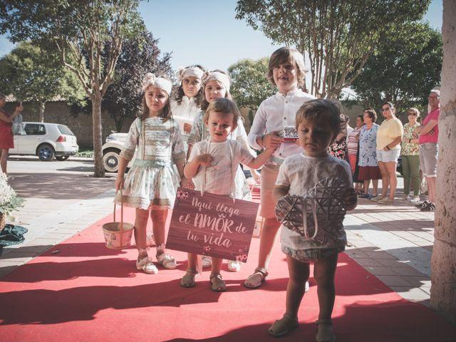 La boda de Jorge y Beatriz en Cabezon De Pisuerga, Valladolid 44