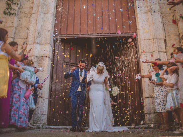 La boda de Jorge y Beatriz en Cabezon De Pisuerga, Valladolid 52