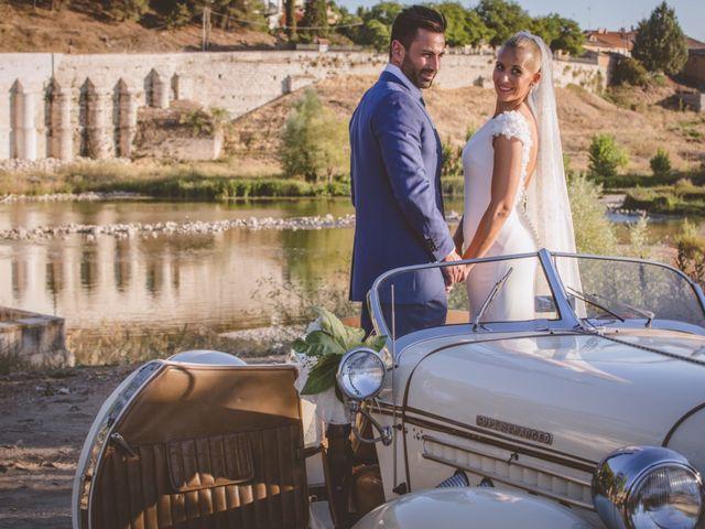 La boda de Jorge y Beatriz en Cabezon De Pisuerga, Valladolid 62
