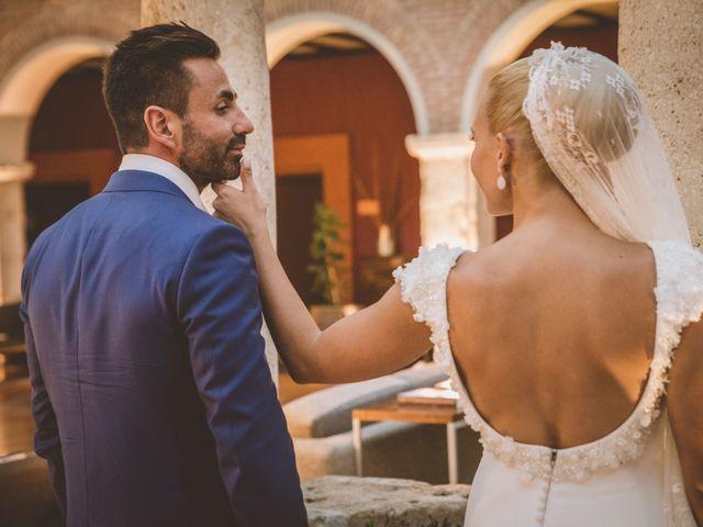 La boda de Jorge y Beatriz en Cabezon De Pisuerga, Valladolid 66