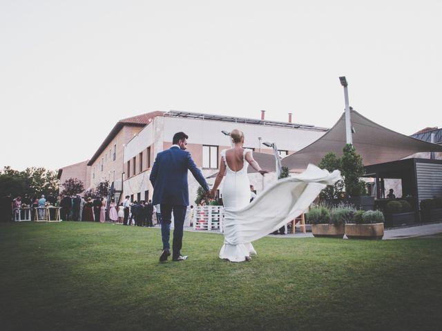 La boda de Jorge y Beatriz en Cabezon De Pisuerga, Valladolid 99