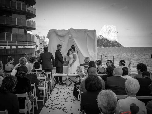 La boda de Adrián y Vicky en Calp/calpe, Alicante 9