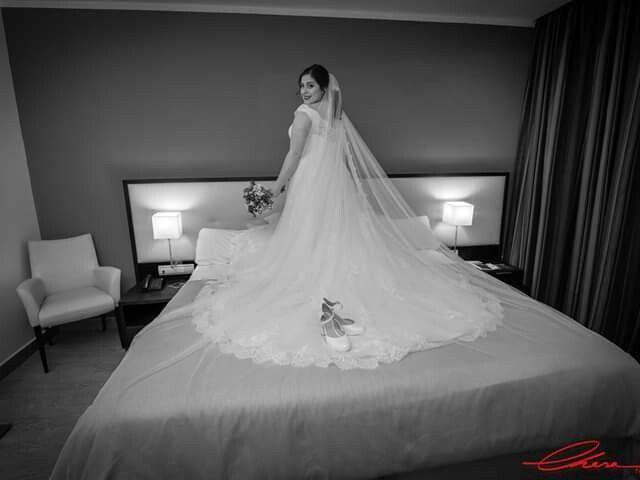 La boda de Adrián y Vicky en Calp/calpe, Alicante 16