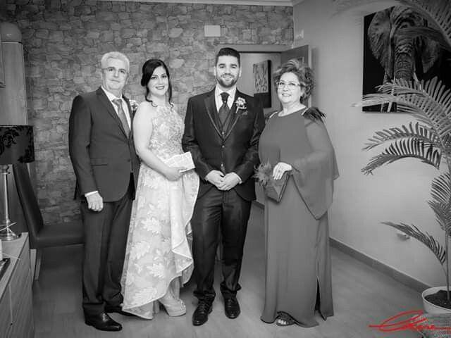 La boda de Adrián y Vicky en Calp/calpe, Alicante 17