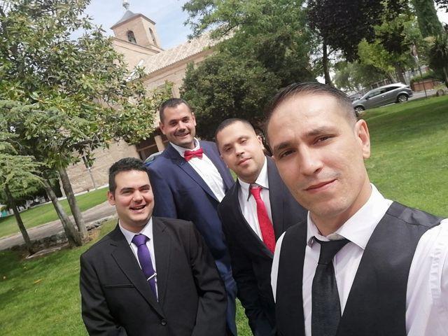 La boda de Fran  y Jenny en Griñon, Madrid 3