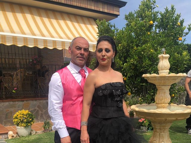La boda de Fran  y Jenny en Griñon, Madrid 6