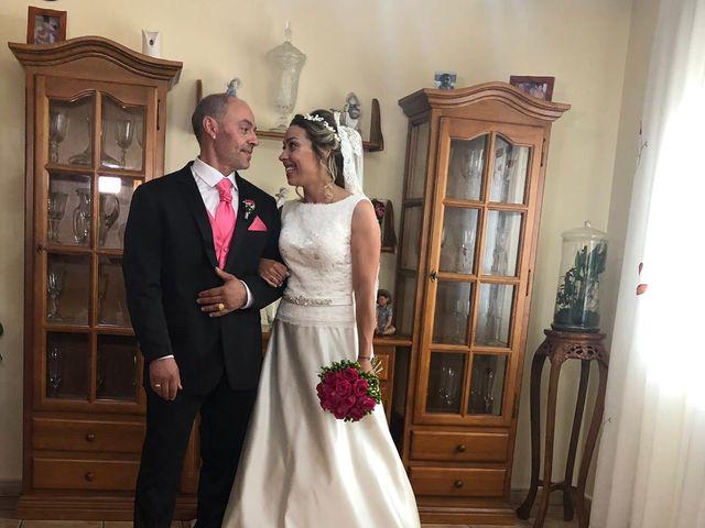 La boda de Fran  y Jenny en Griñon, Madrid 15