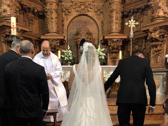 La boda de Fran  y Jenny en Griñon, Madrid 19
