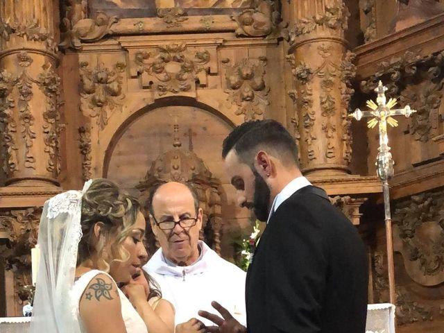 La boda de Fran  y Jenny en Griñon, Madrid 21