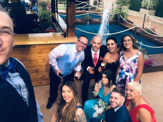 La boda de Fran  y Jenny en Griñon, Madrid 25